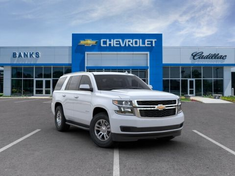 New 2020 Chevrolet Tahoe 4WD 4dr LT