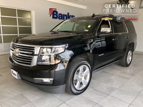 Certified Pre-Owned 2019 Chevrolet Tahoe 4WD 4dr Premier