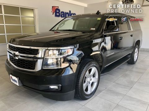 Certified Pre-Owned 2016 Chevrolet Suburban 4WD LT