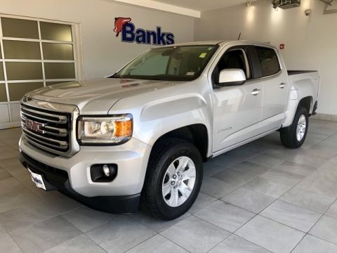 Pre-Owned 2016 GMC Canyon 4WD Crew Cab SLE