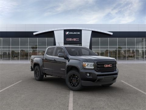 "New 2020 GMC Canyon 4WD Crew Cab 128"" SLE"