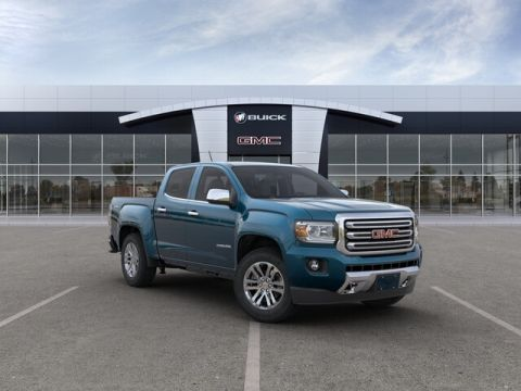 New 2019 GMC Canyon 4WD Crew Cab Short Box SLT