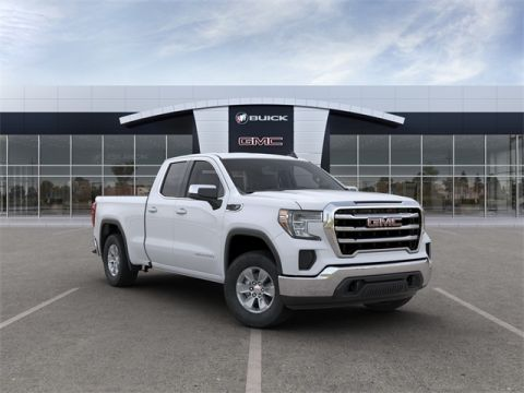 New 2020 GMC Sierra 1500 SLE
