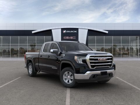New 2019 GMC Sierra 1500 4WD Double Cab Standard Box SLE