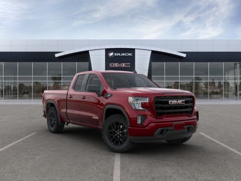 New 2019 GMC Sierra 1500 4WD Double Cab Standard Box Elevation