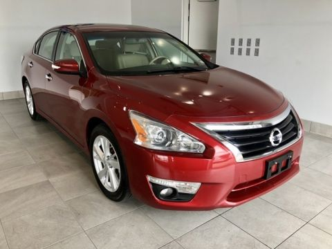 Pre-Owned 2015 Nissan Altima Sedan I4 2.5