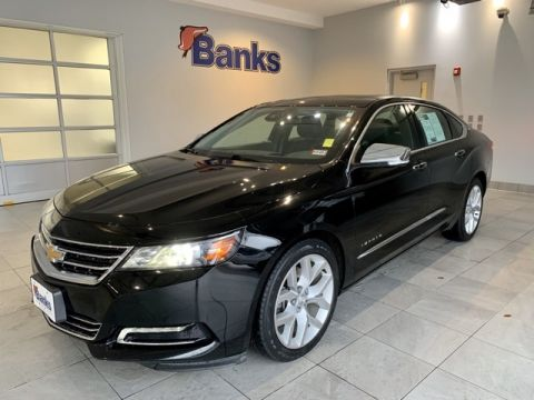 Pre-Owned 2014 Chevrolet Impala 4dr Sedan LTZ w/2LZ