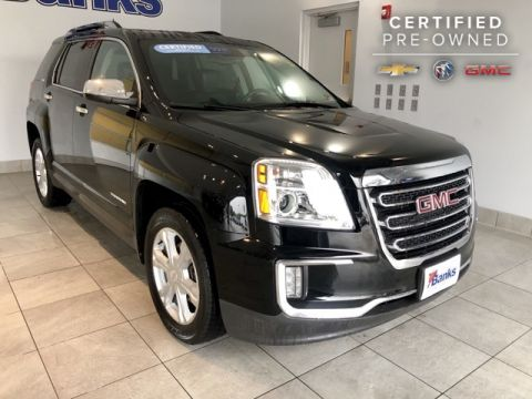 Certified Pre-Owned 2016 GMC Terrain AWD 4dr SLT