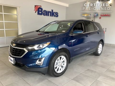 Certified Pre-Owned 2019 Chevrolet Equinox AWD 4dr LT w/1LT