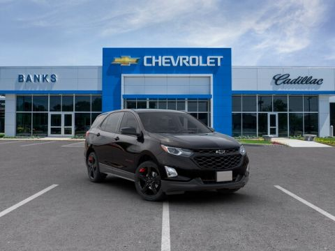 New 2019 Chevrolet Equinox AWD 2LT