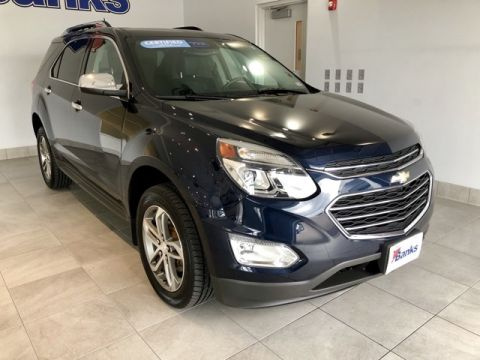 Certified Pre-Owned 2016 Chevrolet Equinox AWD 4dr LTZ