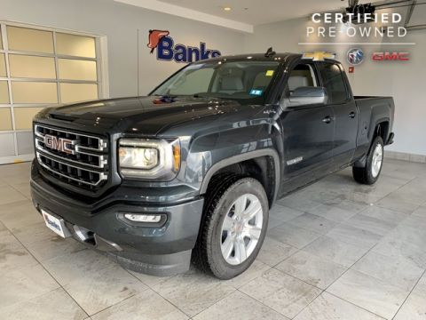 Certified Pre-Owned 2019 GMC Sierra 1500 Limited Base
