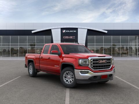 New 2019 GMC Sierra 1500 Limited 4WD Double Cab Standard Box SLE