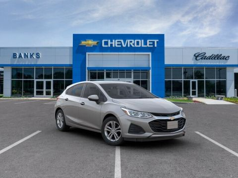 New 2019 Chevrolet CRUZE Hatchback LS