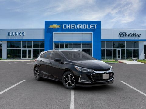 New 2019 Chevrolet Cruze Hatchback LT