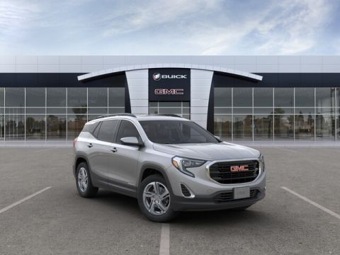 New 2019 GMC Terrain AWD 4dr SLE