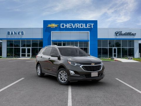 New 2019 Chevrolet Equinox AWD LT