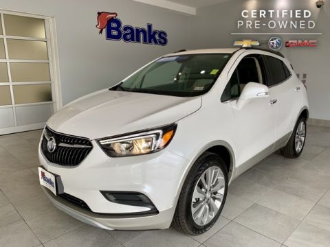 Certified Pre-Owned 2019 Buick Encore AWD 4dr Preferred