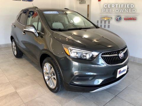Certified Pre-Owned 2017 Buick Encore AWD Preferred