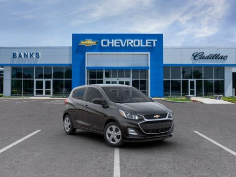 New 2020 Chevrolet Spark 4dr Hatchback Manual LS