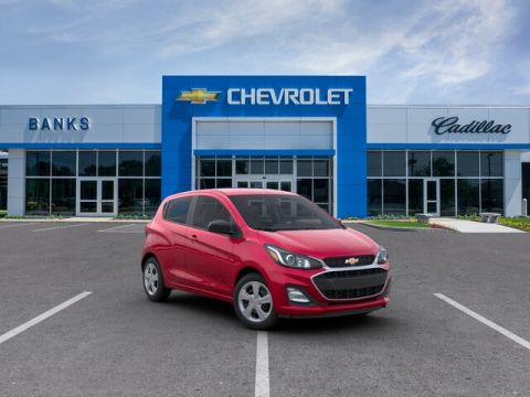 New 2020 Chevrolet Spark 4dr Hatchback CVT LS