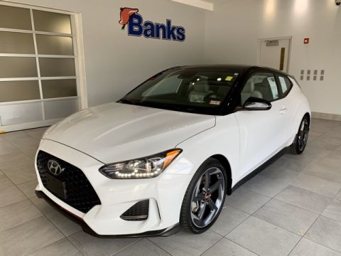 Pre-Owned 2019 Hyundai Veloster Turbo