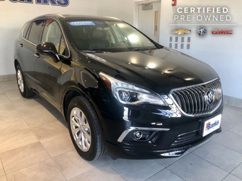 Certified Pre-Owned 2018 Buick Envision AWD Essence