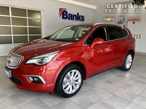 Certified Pre-Owned 2016 Buick Envision AWD 4dr Premium I