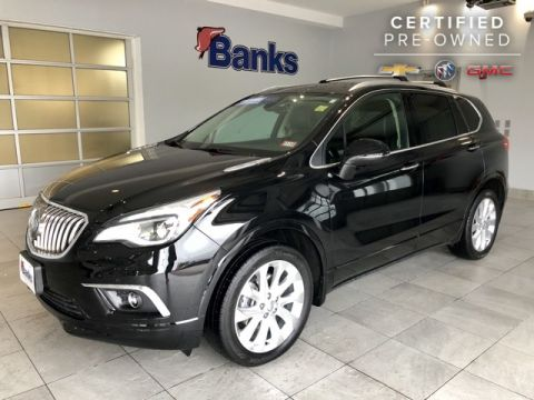 Certified Pre-Owned 2017 Buick Envision AWD Premium II